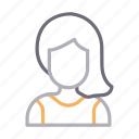 avatar, female, girl, person, women