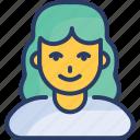 avatar, businesswoman, consultant, teacher, training, woman
