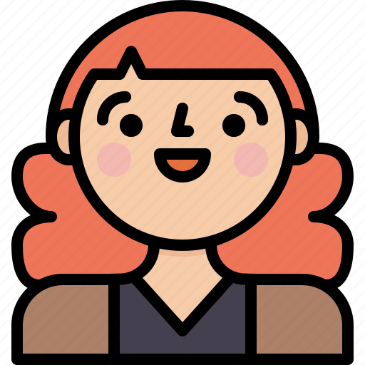 Avatar, girl, person, woman icon - Download on Iconfinder