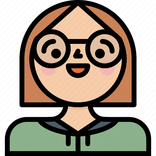 Avatar, girl, woman, young icon - Download on Iconfinder