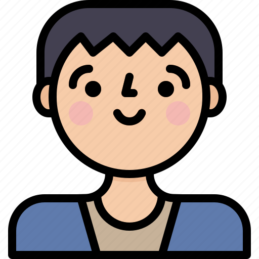 Male, man, people, user icon - Download on Iconfinder