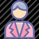 administrator, avatar, business man, consultant, male, man, person, profile, user icon