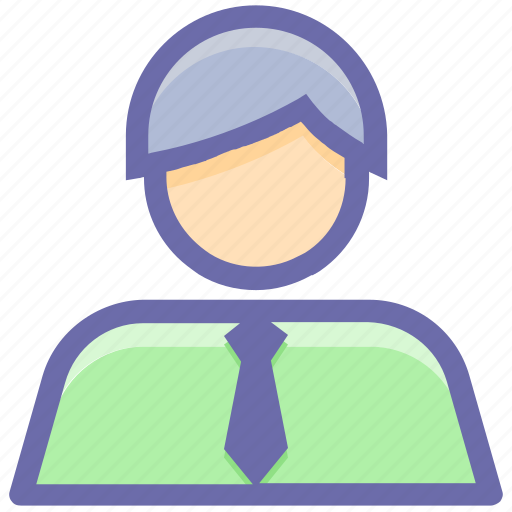 avatar, business, employee, male, man, office, people, professional, worker icon