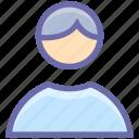 account, avatar, human, login, male, man, people, person, profile, user icon