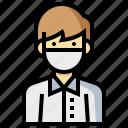 avatar, dentist, human, man, occupation, profession icon