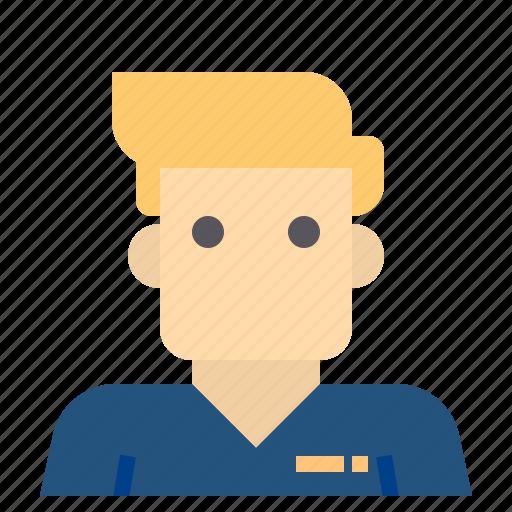 avatar, man, people, profile icon