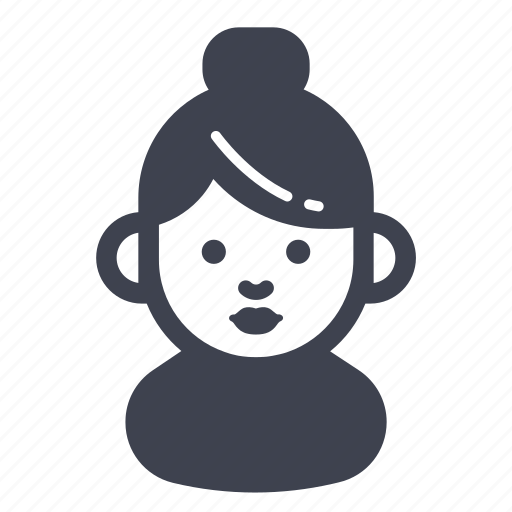 avatar, character, grandma, old icon