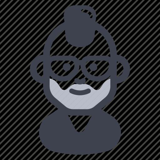 avatar, character, man, punk icon