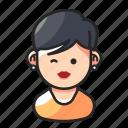 avatar, cute, sexy, woman