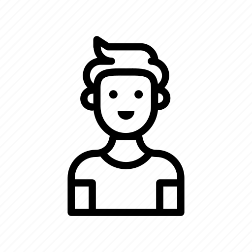 avatar, boy, human, male, man icon