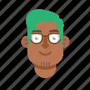 boy, head, style, face, avatar, man