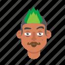 avatar, boy, face, head, man, style icon