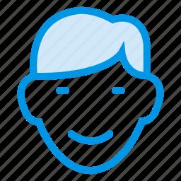 builder, engineer, expert, hat, man, user, worker icon