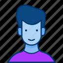 avatar, boy, male, man