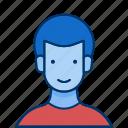avatar, boy, man, people