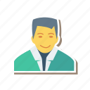 avatar, business, fashion, man, person, profile, user