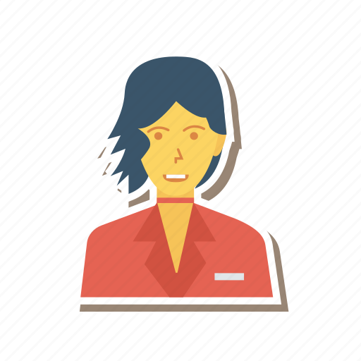 avatar, beauty, fashion, girl, person, profile, user icon