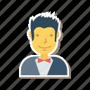 avatar, fashion, man, person, profile, user, young