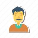profile, hero, gental, person, user, man, avatar
