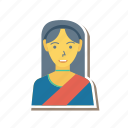 profile, hostess, person, avatar, female, airhostess, user