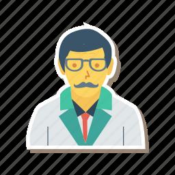avatar, man, member, old, person, profile, user icon