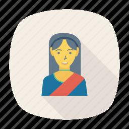airhostess, avatar, female, hostess, person, profile, user icon