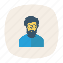 profile, business, avatar, person, user, woker, man