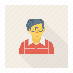 avatar, emplyee, man, person, profile, user, workshop icon
