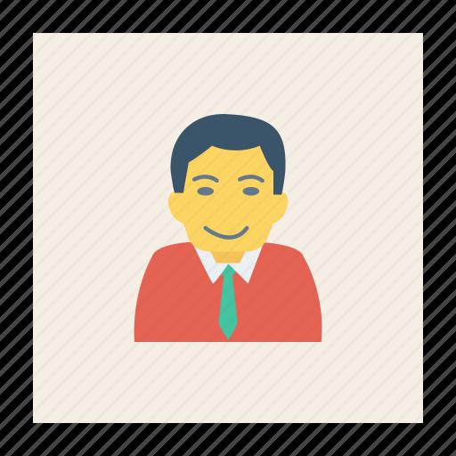 Profile, boy, business, person, avatar, man, user icon