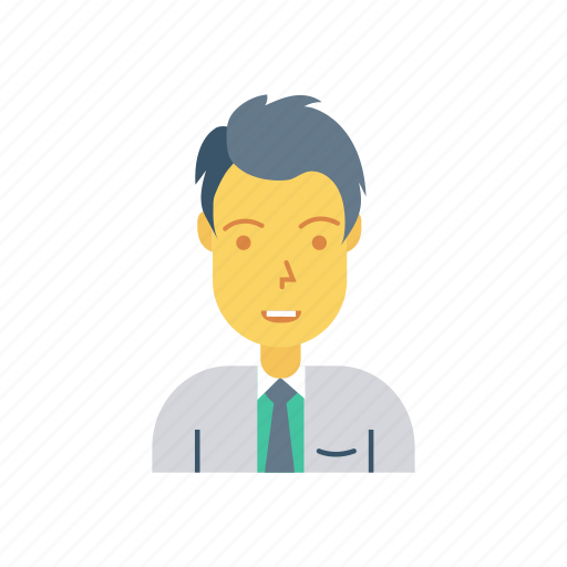 Avatar, boy, manager, office, person, profile, user icon - Download on Iconfinder