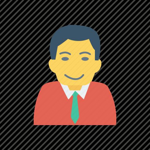 avatar, boy, business, man, person, profile, user icon
