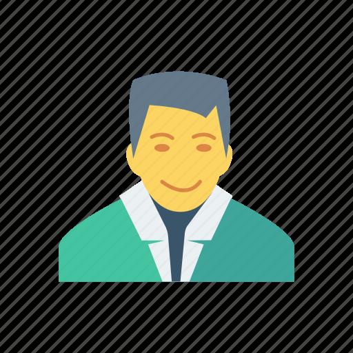 avatar, business, fashion, man, person, profile, user icon