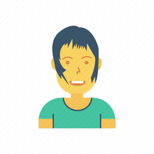 artist, avatar, boy, fashon, person, profile, user icon