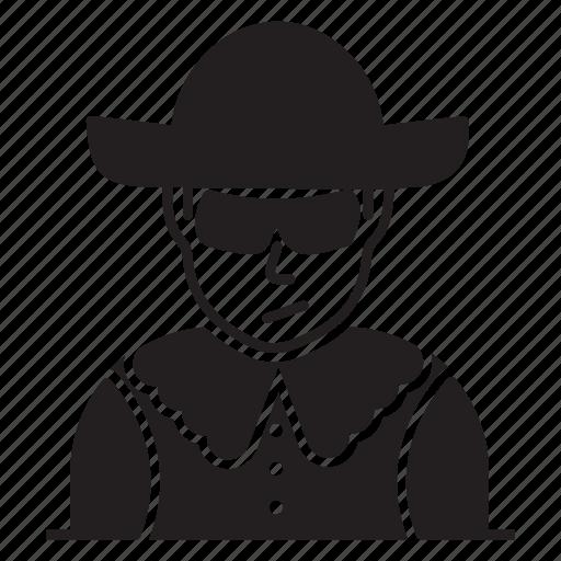 avatar, magician, male, man icon