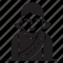 avatar, female, lady, user