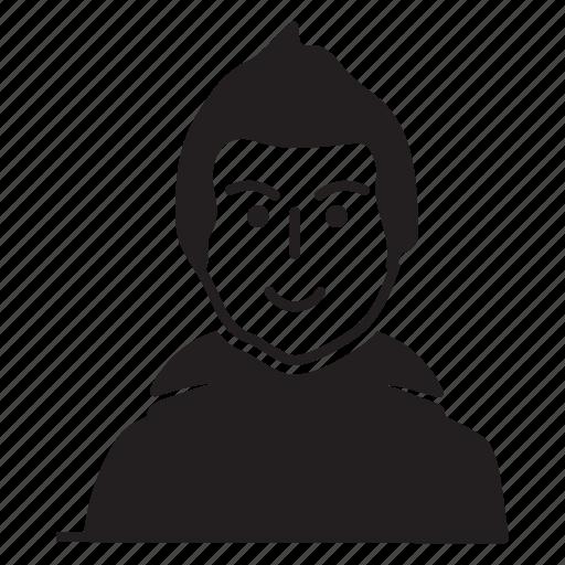 avatar, boy, person, user icon