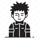 avatar, boy, child, male