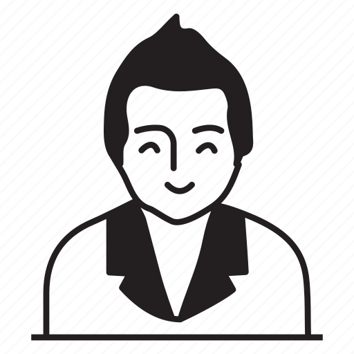 avatar, boy, male, person icon
