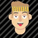 avatar, boy, face, head, man, style