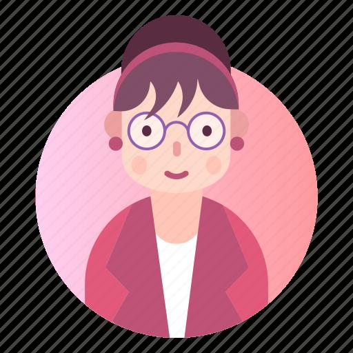 avatar, people, profile, teacher icon