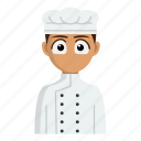 avatar, chef, job, koki, profession icon