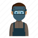 avatar, job, person, profession, welder icon