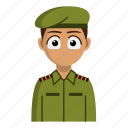 avatar, job, military, profession, soldier icon