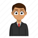 avatar, business, businessman, job, profession icon