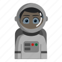 astronaut, avatar, job, profession, space icon