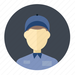 avatar, delivery, delivery man, home delivery, man, people, storekeeper icon