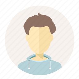 avatar, boy, male, man, sport man, student, user icon