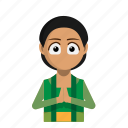 avatar, culture, dress, indonesia, kebaya, traditional, woman
