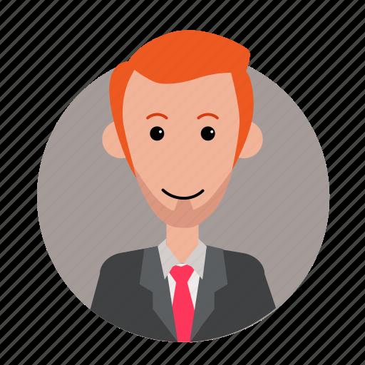 avatar, male, man, people, profile icon