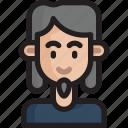 boy, avatar, people, person, profile, head, face